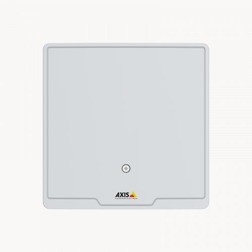 AXIS A1601 Network Door Controller, viewed from its front