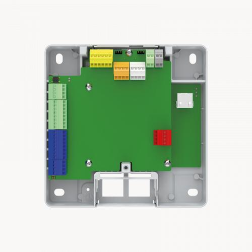 AXIS A1601 Network Door Controller, viewed from inside
