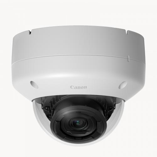 Canon VB-H652lve front camera