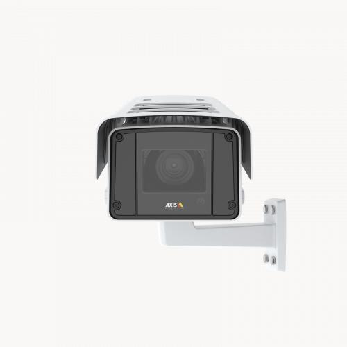 AXIS Q1615-LE Mk III IP Camera viewed from its front