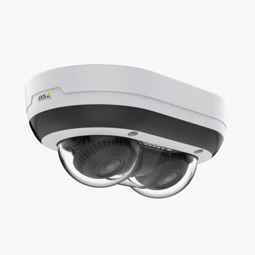 AXIS P3715-PLVE Network Camera mounted in ceiling