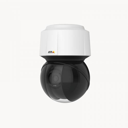 AXIS Q6135-LE PTZ Camera from left angle