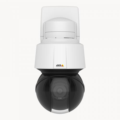 AXIS Q6135-LE PTZ Camera with T91L61 Mount from front