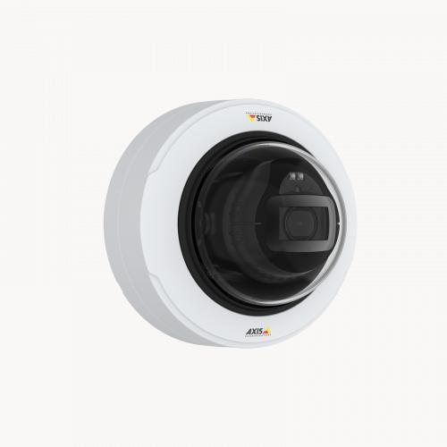 AXIS P3248-LV Network Camera, viewed from its right angle