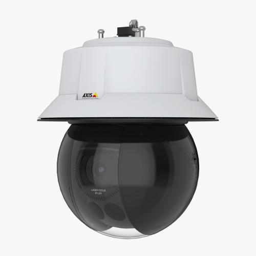 Высокотехнологичная PTZ-камера HDTV 1080p для уличного применения с быстрой трансфокацией и лазерной фокусировкой