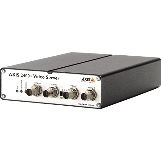 AXIS 2400+