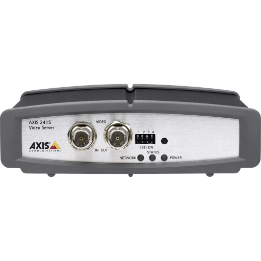 Servidor de vídeo AXIS 241S