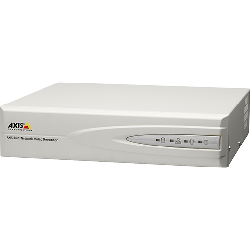 AXIS 262+ Network Video Recorder