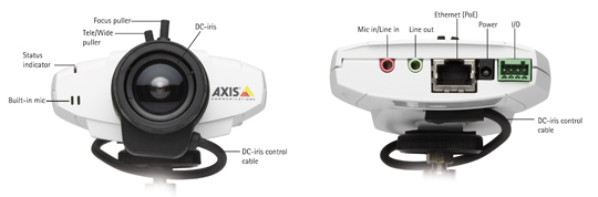 Network cameras - What is a network camera? | Axis Communications