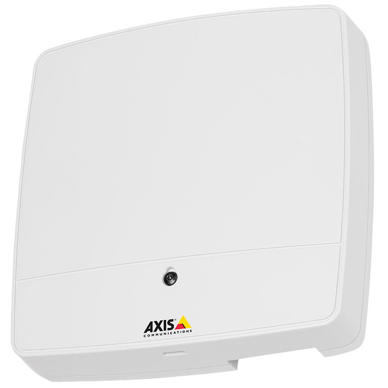 AXIS A1001 wall mounted left angle