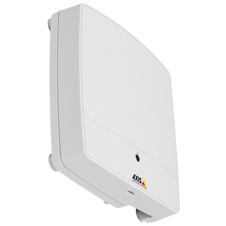 AXIS A1001 wall mounted right angle