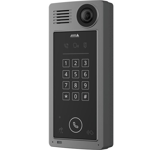 Axis Communications, AXIS A8207-VE Network Video Door Station, Product