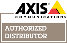 Axis relationship logotype - authorized partner