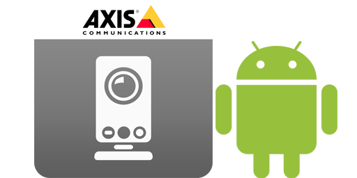 Axis Mobile viewing android app