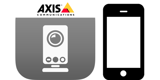 Axis Mobile viewing iOS app