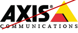 Axis logotype with changed typography