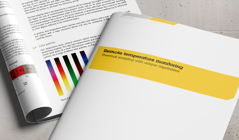 Remote temperature monitoring brochure
