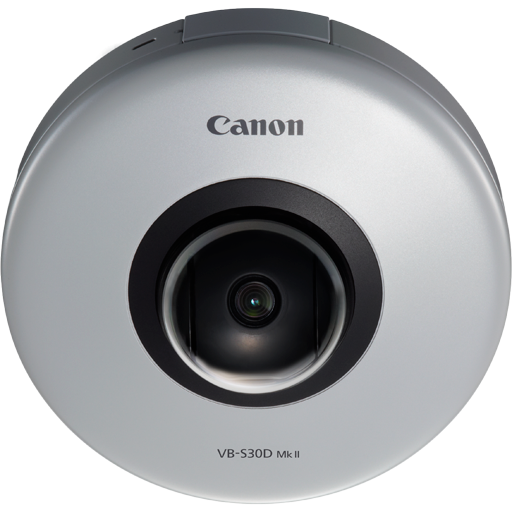 Canon VB-S30D Mk II PTZ Network Camera
