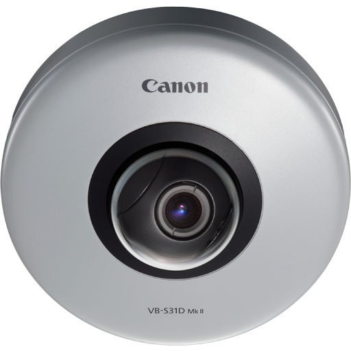 Canon VB-S31D Mk II PTZ Network Camera