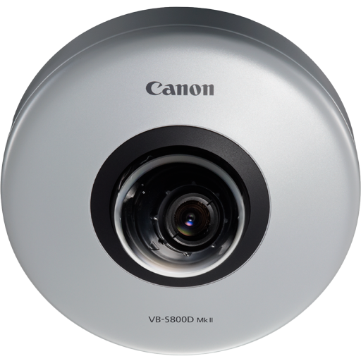 Canon VB-S800D Mk II Network Camera