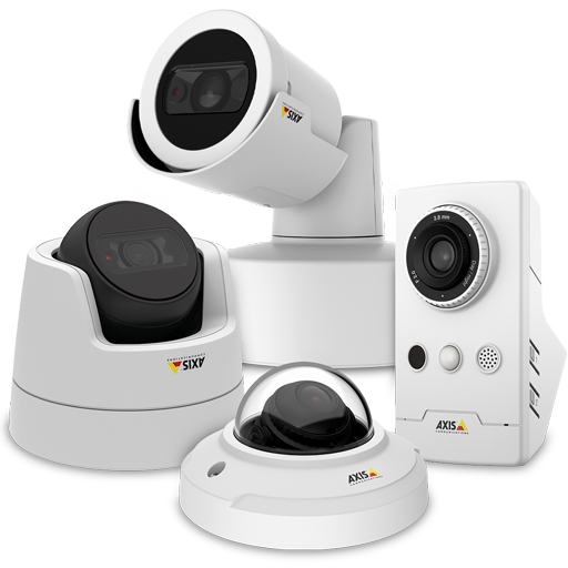 AXIS Companion IP cameras