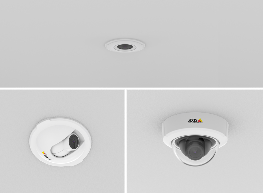 AXIS P1244 - Small sensor unit