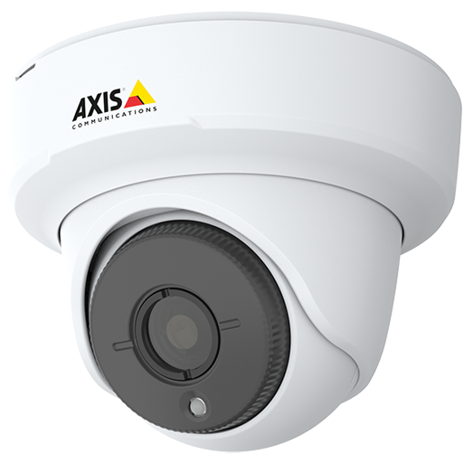 AXIS FA3105-L Eyeball Sensor Unit, Discreet indoor 1080p surveillance with IR