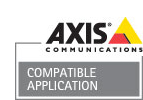 Axis compatible applications