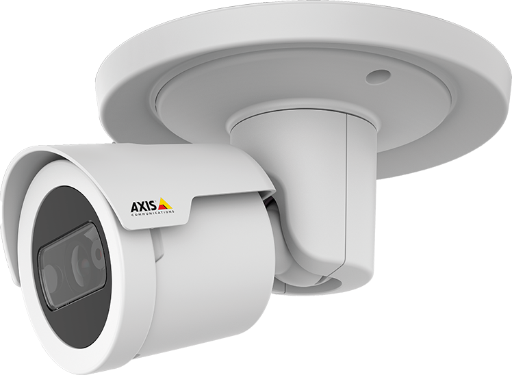 AXIS M2025-LE/26-LE Recessed Mount