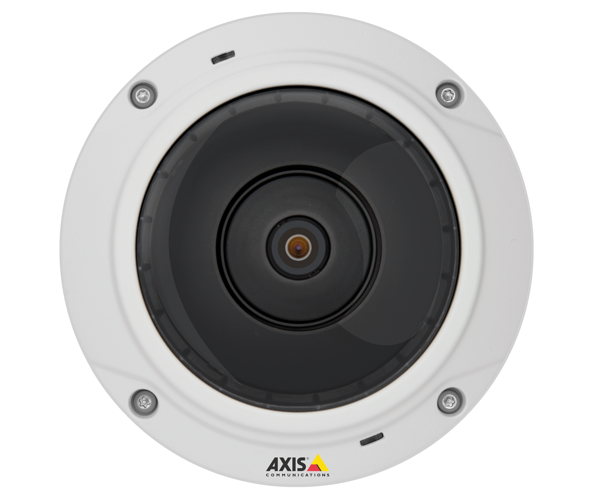 Axis M3037 Pve Network Camera Axis Communications