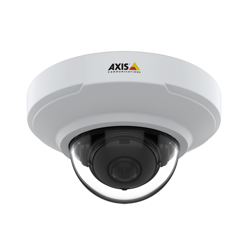 AXIS m3066v mounted in ceiling from front