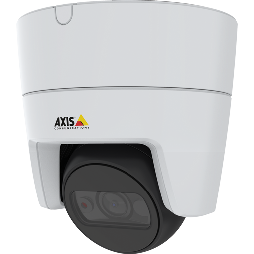 axis communications m3115-lve ceiling angle left