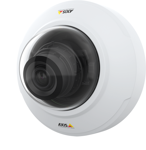 Axis Communications, Axis M4206-V Network Camera, Product, Retail