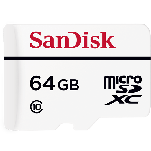 AXIS Surveillance microSDXC Card 64 GB