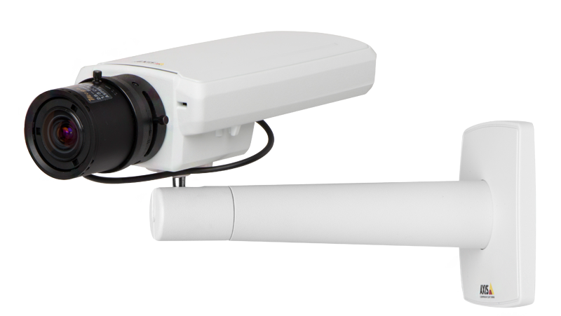 AXIS P1354 Network Camera - wall mounted
