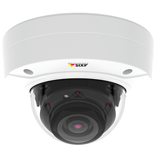 Fixed dome cameras