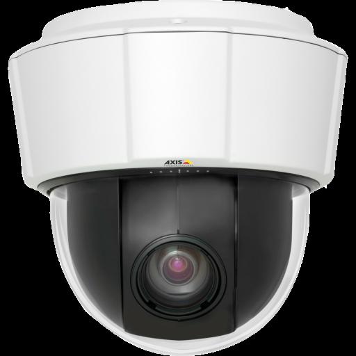 Axis p55 ptz dome netzwerk kamera serie - Moderne nachtkamer ...