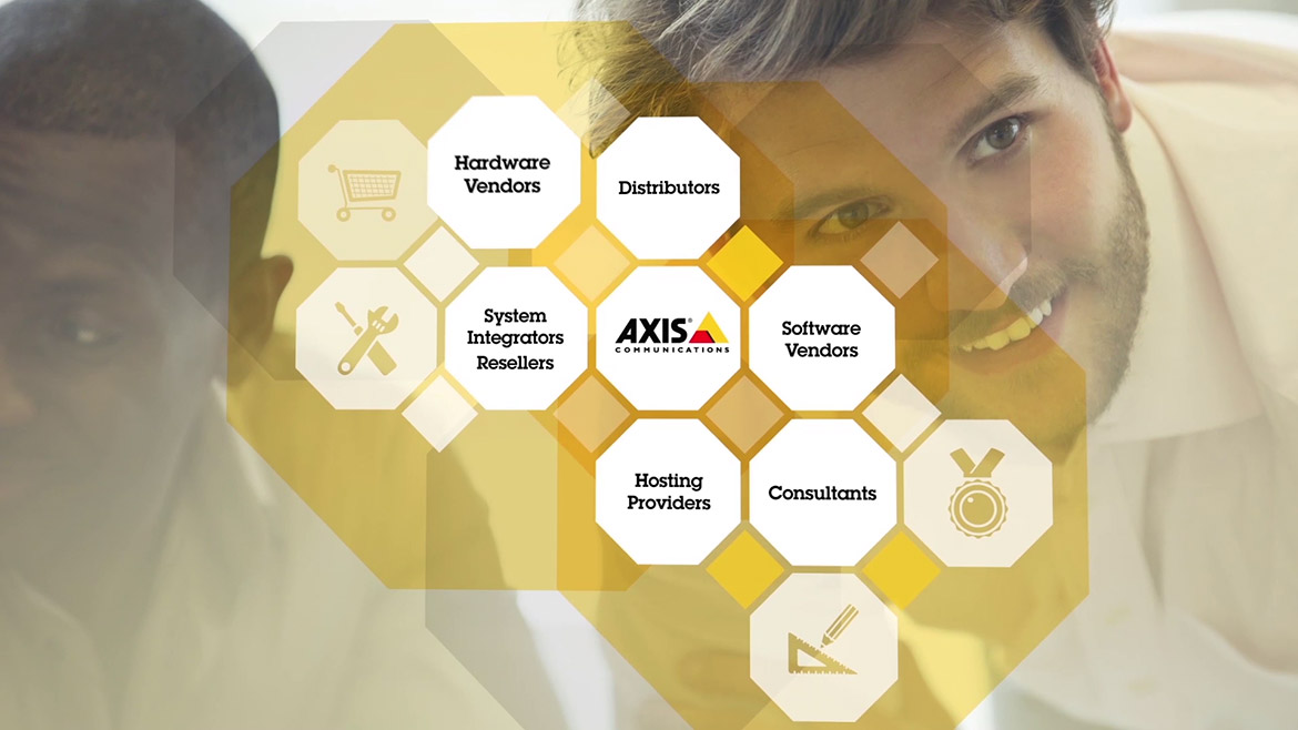 The Axis Partner Network