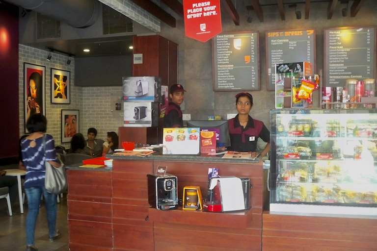 Café Coffee Day enhances customer experience with Axis