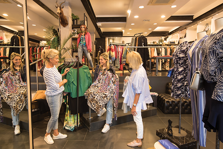 Fashion Boutique Jackie O Works More Efficiently And