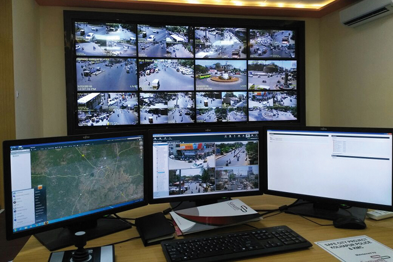 Axis video surveillance helps Kolhapur become a Safer City | Axis ...