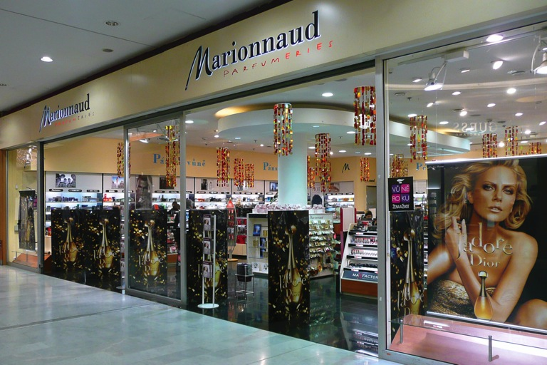 Marionnaud Parfumeries Axis Communications