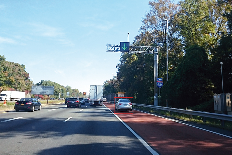 I-66 highway uses smart shoulder to move traffic | Axis