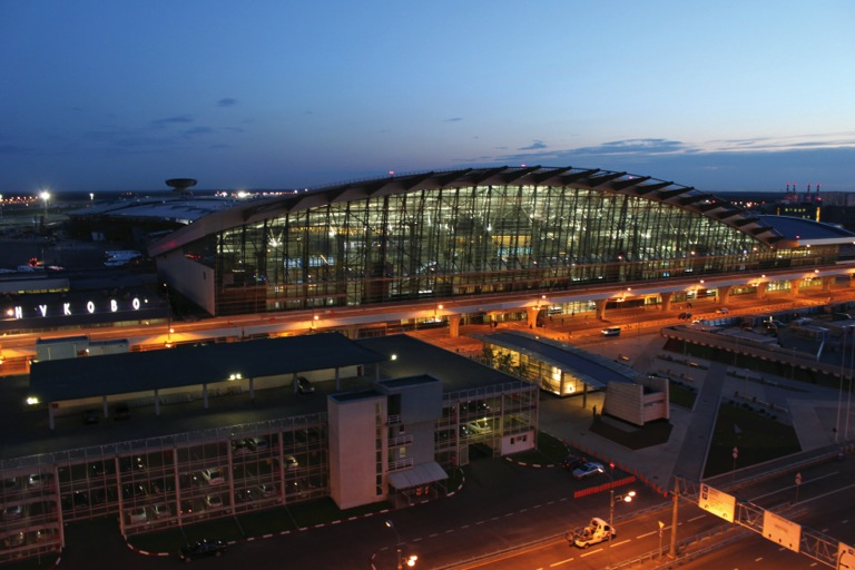 Axis Solution Implemented In New Terminals Of Vnukovo