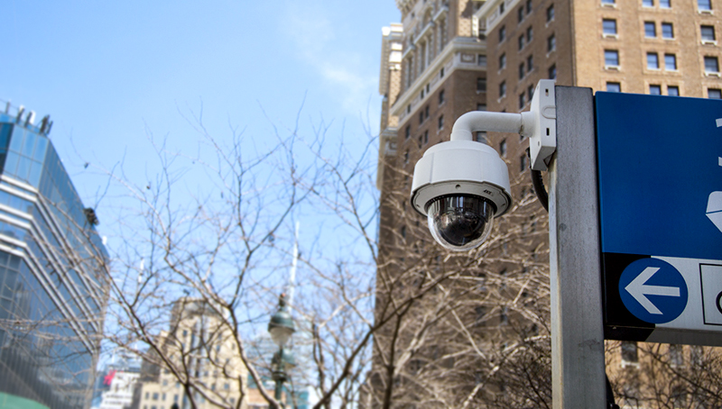 AXIS Q60 Network Camera in New York