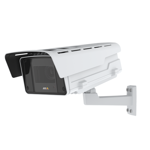 AXIS Q1615-LE Mk III is a outdoor-ready IP camera with Lightfinder 2.0 and Forensic WDR.