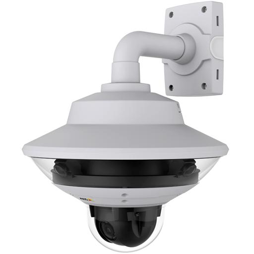 AXIS Q6000-E - left angle