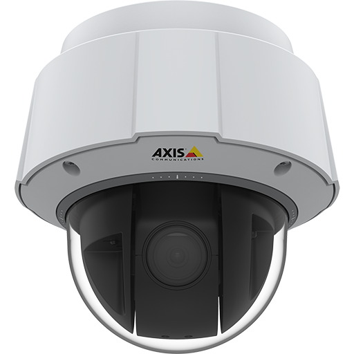 Axis Communications q6075e front