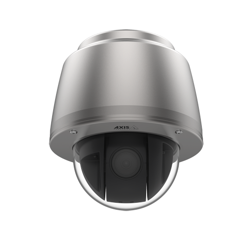 AXIS Q6075-S PTZ IP Camera from front
