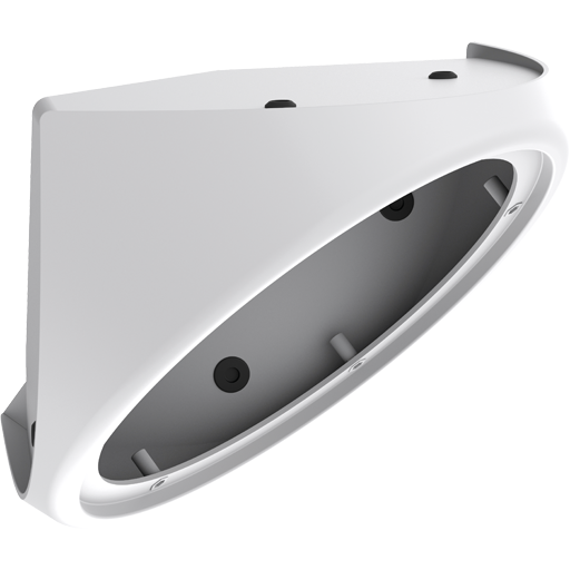 AXIS Q8414-LVS Back Chassis White